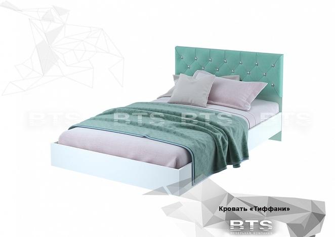 Кровать КР-09 Тифани